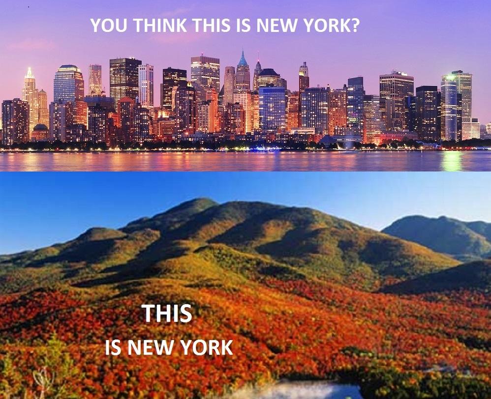NY not NYC